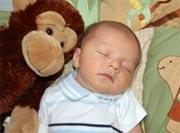 schreien vor m digkeit wenn das baby nicht einschl ft. Black Bedroom Furniture Sets. Home Design Ideas